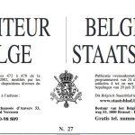 Belgisch Staatsblad